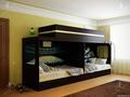 детская кровать (№ 3-6) для двоих-троих детей