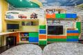 3 фото универсальной детской комнаты 2ДМ-34 (комната была спроектирована и изготовлена для двух мальчиков)