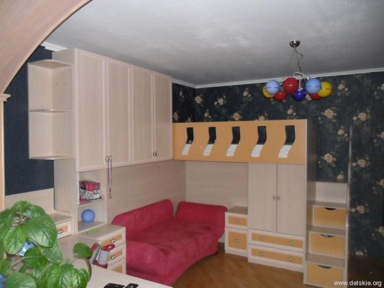 Детские комнаты для девочек дизайн 10 кв.м