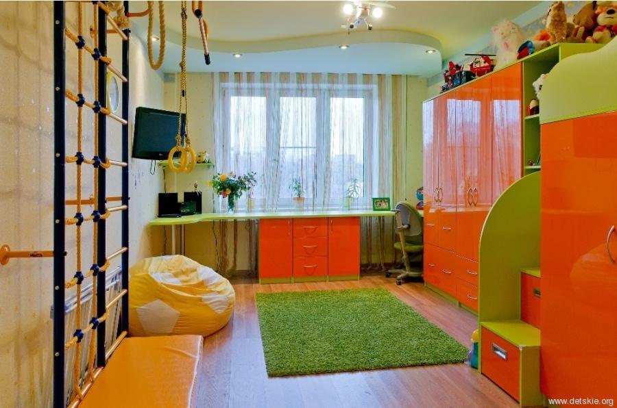 Всё про детскую мебель