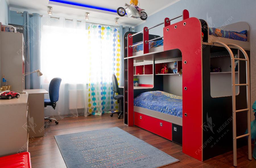 Какой цвет лучше подойдет для детской комнаты: правила сочетания и 95