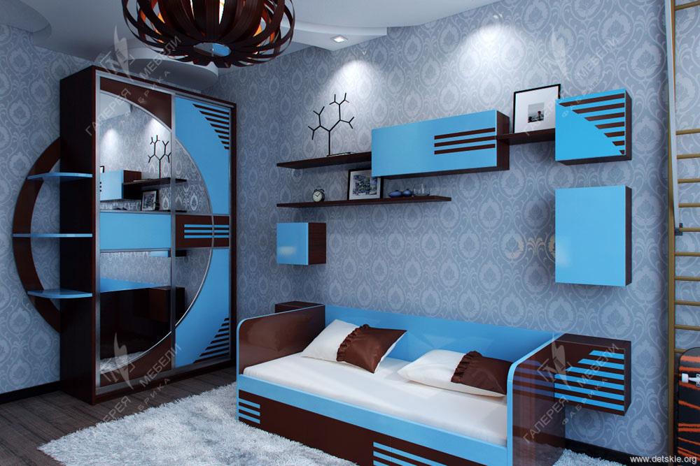 Дизайн комнаты для мальчика лет 13 129