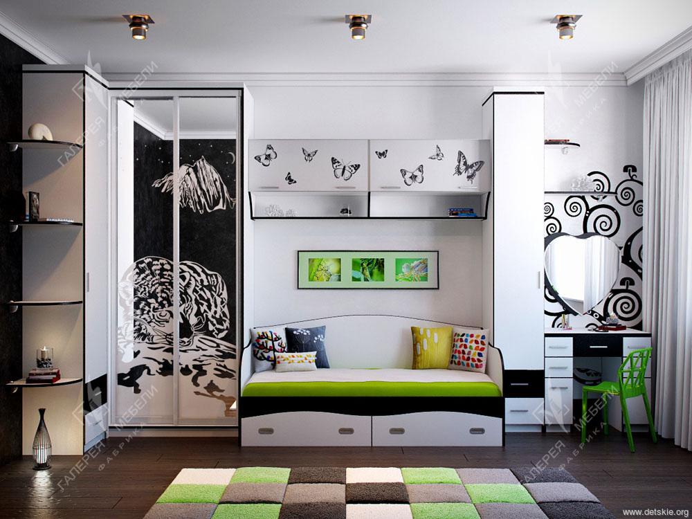 Подростковая комната для 15 лет дизайн