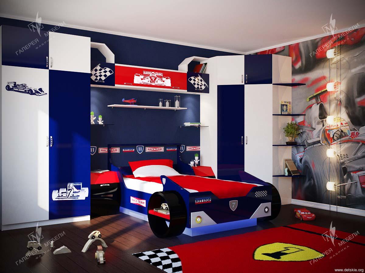 Современные детские комнаты для мальчиков, подростковая мебель для мальчика